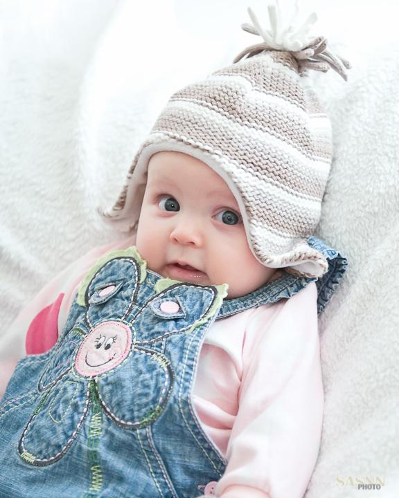 newborn Photography - baby Nina