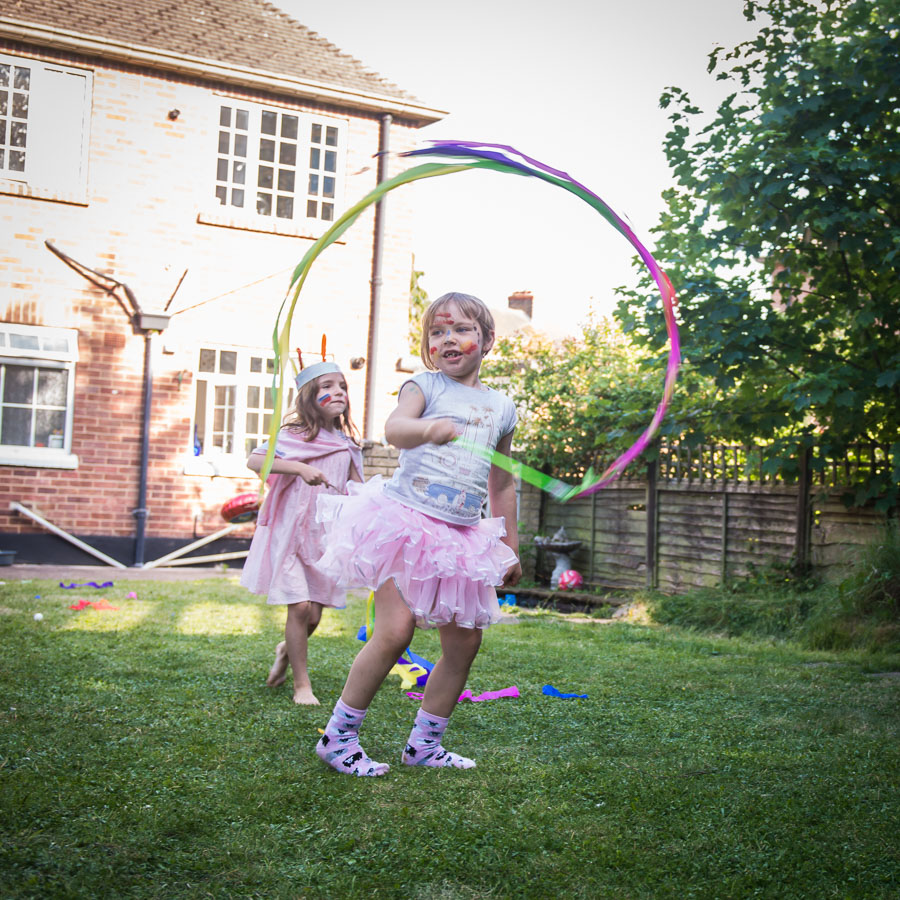 Children's Birthday party in Worcester Park, London
