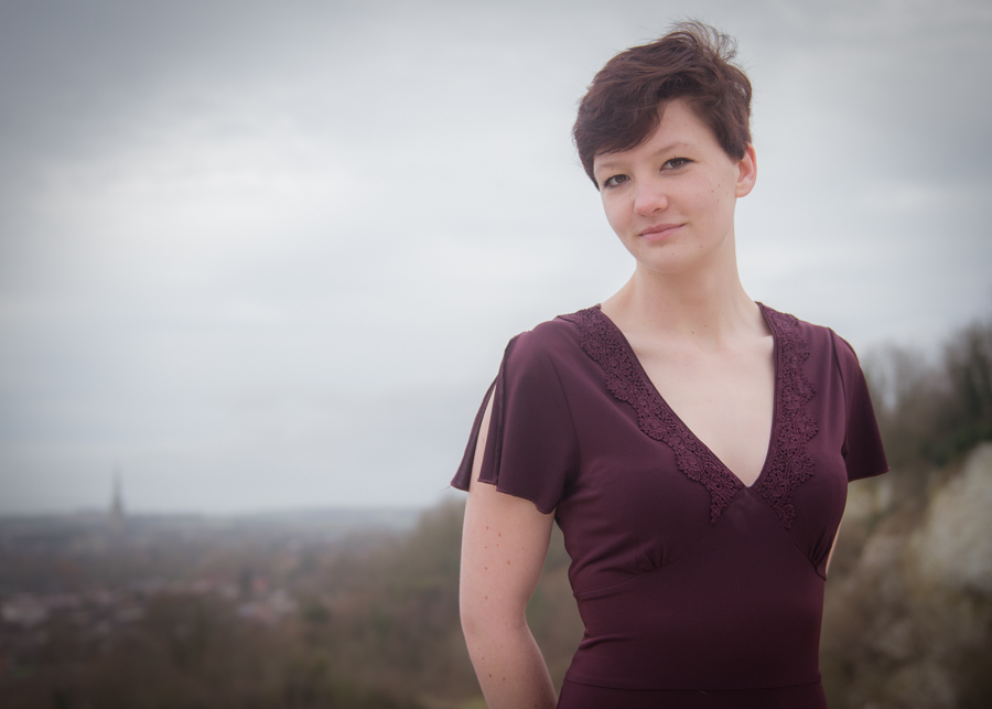 Personal profile photoshoot in Salisbury. Colour Portrait N1