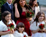 sasnn-photo portfolio wedding bride maid and children