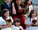 sasnn-photo portfolio wedding bride maid and children
