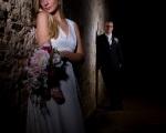 sasnn-photo portfolio wedding bride and groom lacock