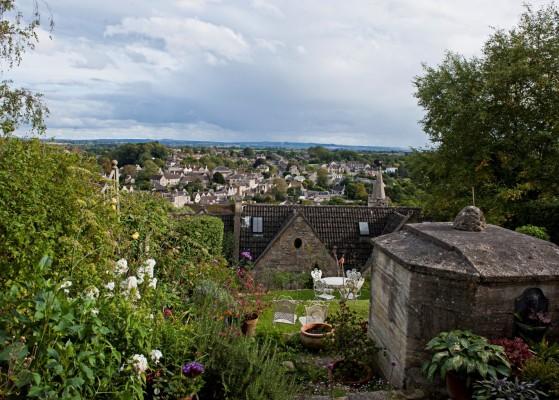 View on Bradford on Avon